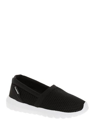 Hummel Çocuk Ayakkabı Slip On 201228-2001 Siyah